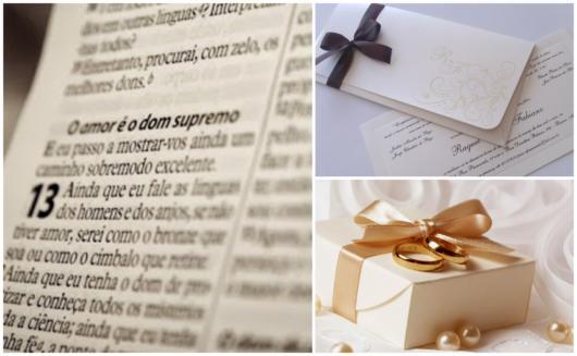 Versículos Para Convite De Casamento – Os 50 Mais Apaixonantes!