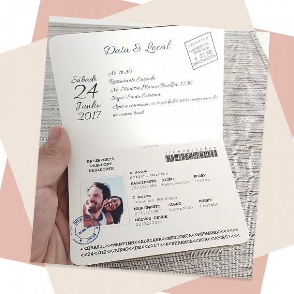 Convite De Casamento  10 Ideias Para Todos Os Tipos De Casais
