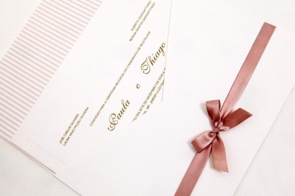 15 Modelos De Convite De Casamento