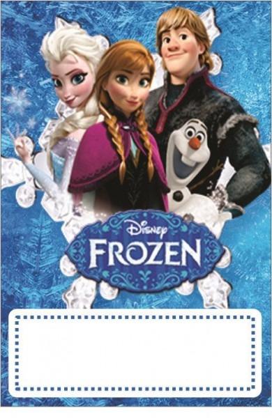 Kit Festa Frozen  Para Imprimir E Baixar Grátis!