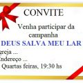 Convite De Igreja