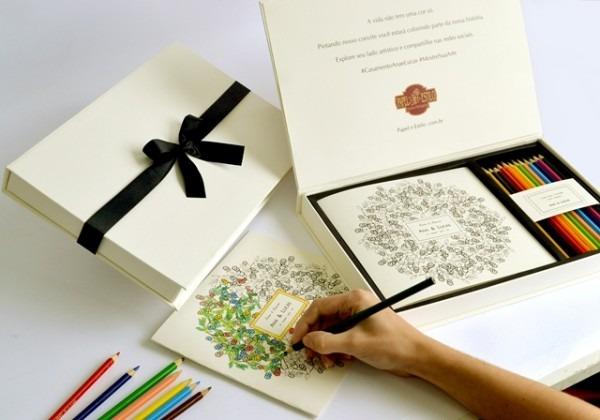 Convite De Casamento Criativo Estimula Convidados