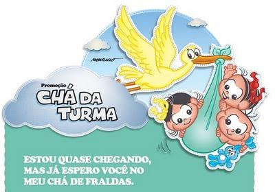 Promoção Chá Da Turma