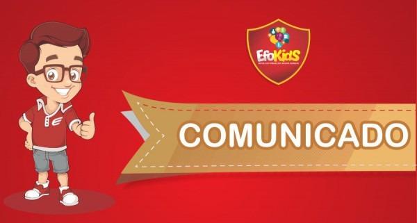 Comunicado Convite