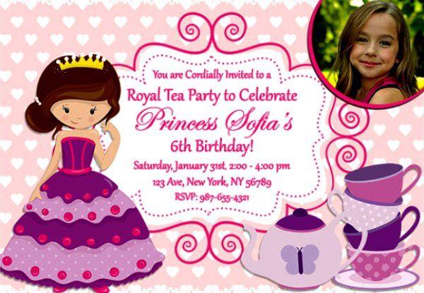 30 Ideias Para Uma Festa Chá De Princesas Perfeita!