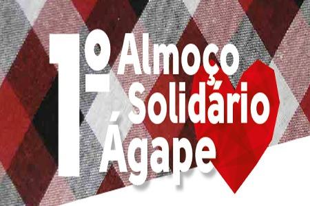 1º Almoço Solidário Da Ágape, Os Convites Já Estão à Venda