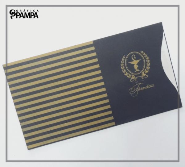Convite Formatura Farmácia Lk – Gráfica Pampa
