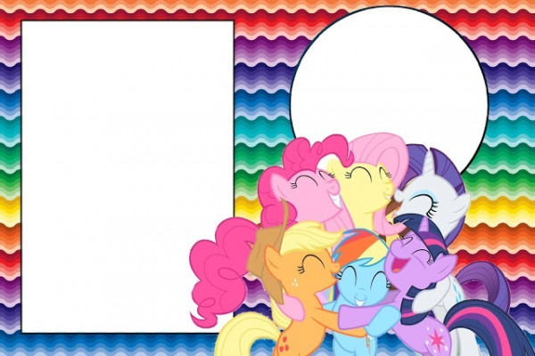 My Little Pony Cores Fortes