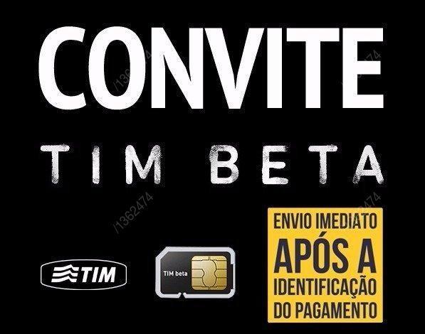 Convite Tim Beta Via Facebook