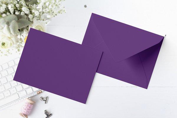 Envelopes De Convites De Casamento Coloridos
