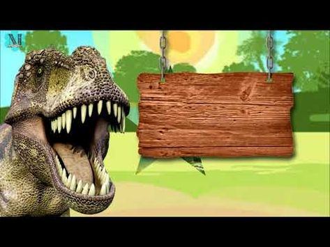 Convite Animado Dinossauro Grátis