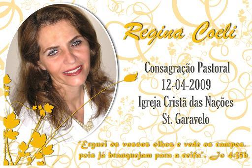 Carta Convite Para Consagra  O Pastoral