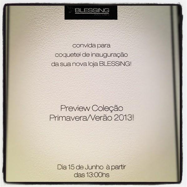 Convite – Consultoria De Moda Na Blessing