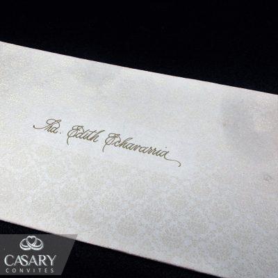 Convites De Casamento Rústicos Zurich