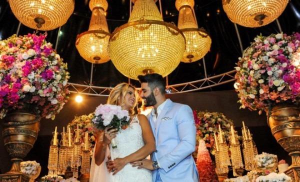 Casamento Gusttavo Lima E Andressa Suita