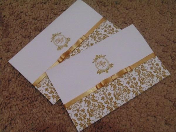 Meu Convite De Casamento Diy