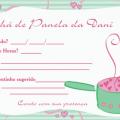Modelo Convite Cha De Cozinha