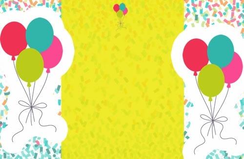 Convite De Aniversario Infantil Online 4 » Happy Birthday World