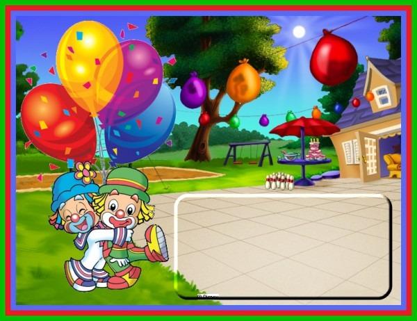 Convite De Aniversario Patati Patata Para Editar 3 » Happy