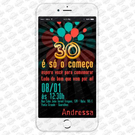 Arquivos Convite Virtual De Aniversário