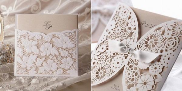 Convites De Casamento Fofos