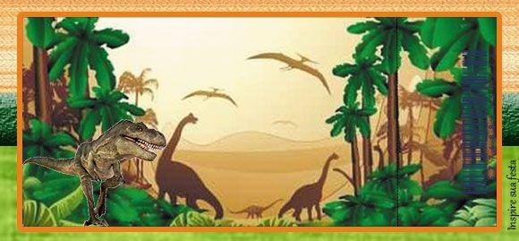 Dinossauros (reais)