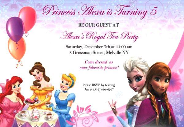 30 Ideias Para Uma Festa Chá De Princesas Perfeita!   ᐅ Mil Dicas