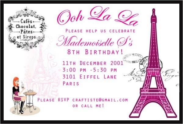 Festa Paris  80 Modelos E Ideias Fantástica Para Se Inspirar!