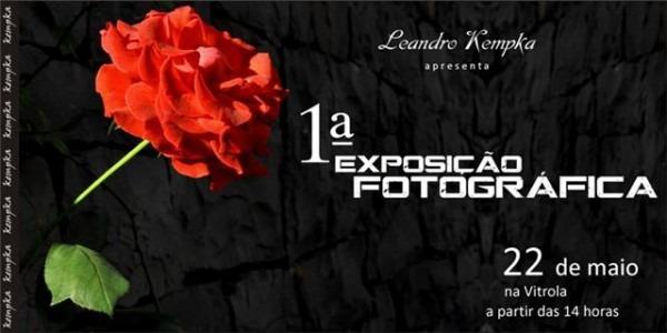 Na Mira  Convite Para  Exposição Fotográfica