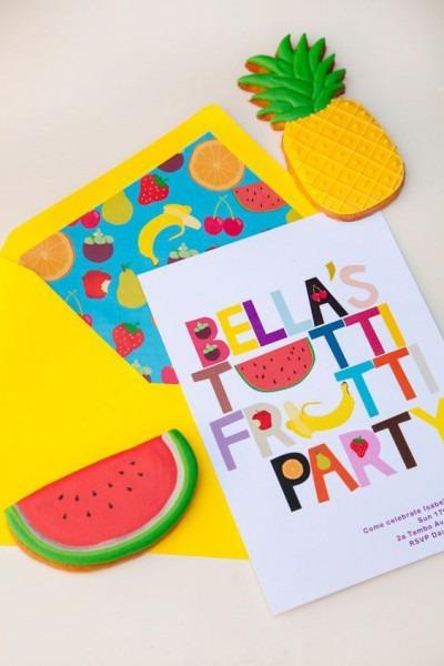 60+ Convites Para Festa De Aniversário Infantil