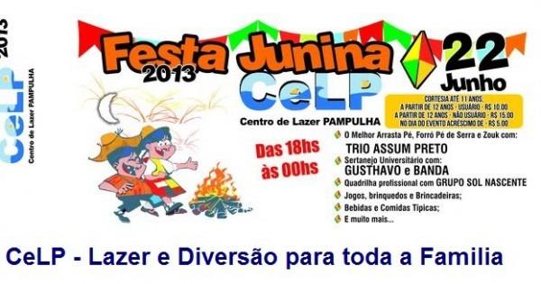 Associação De Guardas Municipais De Belo Horizonte  Festa Junina
