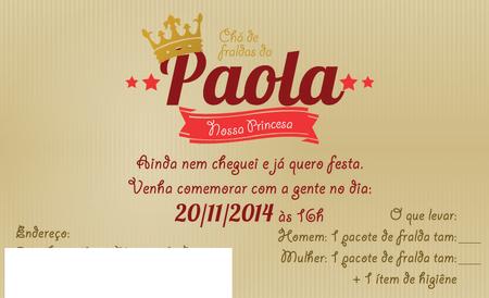 No Chá De Fralda O Convite Deve Ser Individual Ou Um Só Para O