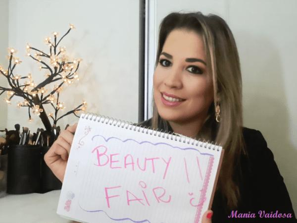 Sorteio Convite Vip Para A Beauty Fair 2013 – Encerrado – Mania
