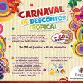 Convite Baile De Carnaval Infantil
