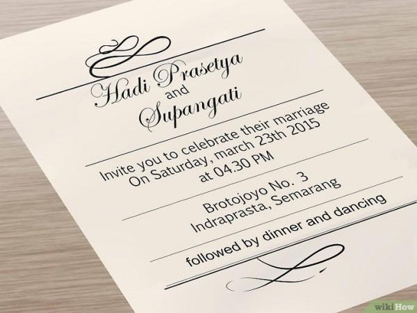 5 Formas De Imprimir Os Seus Próprios Convites De Casamento